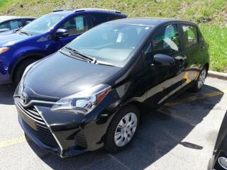Used 2017 Toyota Yaris LE * SAFETY SENSE**GROUPE ÉLECTRIQUE * for sale in Longueuil, QC