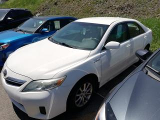 Used 2011 Toyota Camry HYBRIDE ** GROUPE ÉLECTRIQUE**JANTES ** for sale in Longueuil, QC