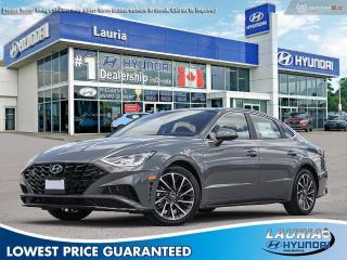 New 2020 Hyundai Sonata 1.6T Luxury Auto for sale in Port Hope, ON