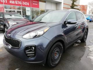 Used 2017 Kia Sportage EX AWD * VOLANT CHAUFFANT CUIR TOIT PANORAMIQUE * for sale in Longueuil, QC
