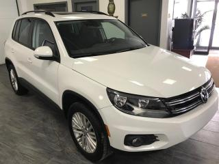Used 2016 Volkswagen Tiguan 4MOTION SPECIAL EDITION AWD for sale in Châteauguay, QC