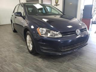 Used 2016 Volkswagen Golf HB TSI TRENDLINE for sale in Châteauguay, QC