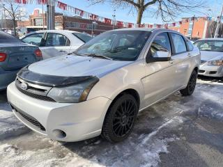 Used 2010 Ford Focus TOIT MAGS CUIR for sale in Pointe-Aux-Trembles, QC