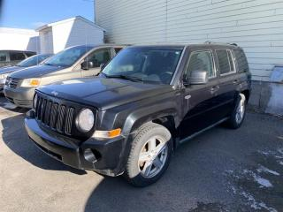 Used 2010 Jeep Patriot North edition FWD 4cylindres for sale in Pointe-Aux-Trembles, QC