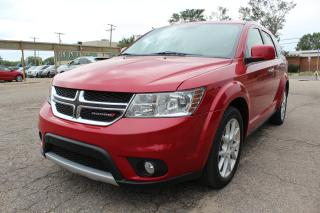 Used 2013 Dodge Journey R/T GUARANTEED APPROVAL AWD for sale in Regina, SK
