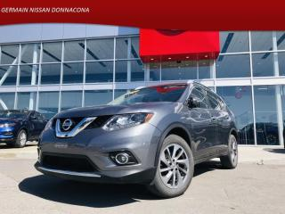 Used 2015 Nissan Rogue SL AWD *** TAUX À PARTIR 2.49% !!! *** for sale in Donnacona, QC