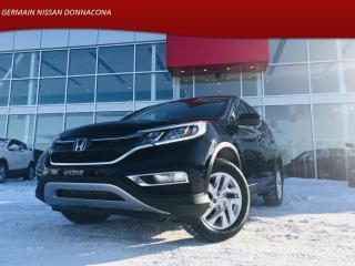Used 2016 Honda CR-V SE AWD *** 98$ / SEMAINE *** GARANTIE INCLUS for sale in Donnacona, QC