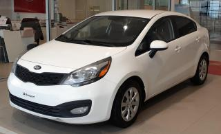 Used 2013 Kia Rio Berline 4 portes, boîte AUTOMATIQUE, LX for sale in Beauport, QC