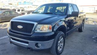 Used 2006 Ford F-150 SuperCrew empattement 139 po -  XLT à qu for sale in Laval, QC