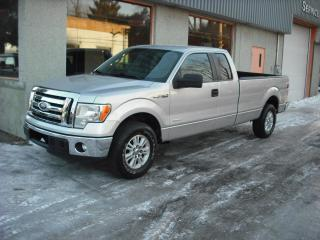 Used 2012 Ford F-150 Cabine Super 2RM 163 po XLT for sale in Repentigny, QC
