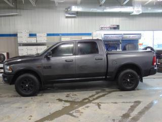 Used 2016 RAM 1500 for sale in Amos, QC