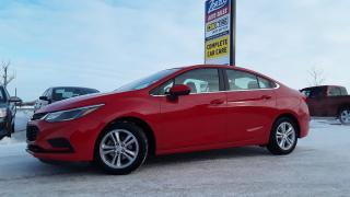 Used 2016 Chevrolet Cruze LT AUTO for sale in Brandon, MB