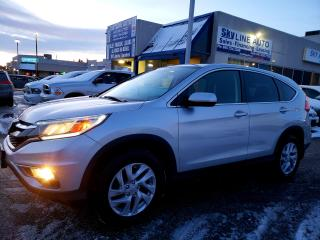 Used 2015 Honda CR-V EX|AWD|SUNROOF|CAMERAS|ONE OWNER|NO ACCIDENT for sale in Concord, ON