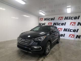Used 2017 Hyundai Santa Fe Sport PREMIUM Camera de recul, siege electrique, commande vocale, regulateur de vitesses, etc. for sale in La Sarre, QC