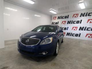 Used 2013 Buick Verano VERANO SEULEMENT 68 000km! Bluetooth, camera de recul, regulateur de vitesses, lumieres automatiques, etc. for sale in La Sarre, QC