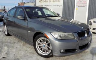 Used 2011 BMW 3 Series ***323i,AUTOMATIQUE,CUIR,MAGS,PERFORMANT for sale in Longueuil, QC