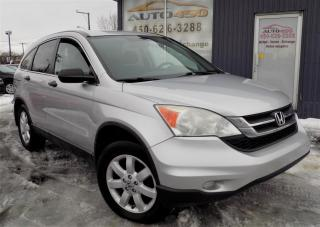 Used 2011 Honda CR-V **LX,XTRA PROPRE,BLUETOOTH,AUTOMATIQUE** for sale in Longueuil, QC