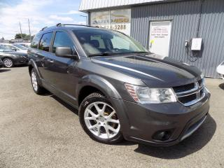 Used 2014 Dodge Journey ***R/T,AWD,CUIR,MAGS,BAS KILO*** for sale in Longueuil, QC