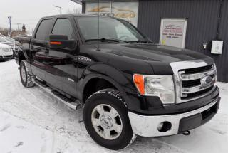 Used 2014 Ford F-150 **XLT,CREWCAB,4X4,ECOBOOST,A/C,BLUETOOTH for sale in Longueuil, QC