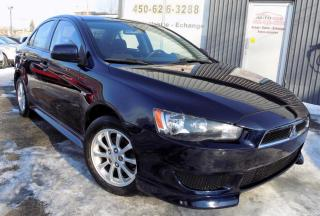 Used 2013 Mitsubishi Lancer ***SE,AUTOMATIQUE,A/C,BLUETOOTH,MAGS*** for sale in Longueuil, QC