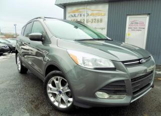 Used 2013 Ford Escape ***SE,AUTOMATIQUE,TOIT PANO,BAS KILO for sale in Longueuil, QC