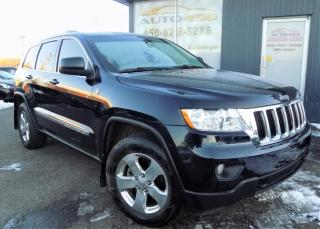 Used 2011 Jeep Grand Cherokee ***LAREDO,AWD,4X4,AUTOMATIQUE,A/C,DEMARE for sale in Longueuil, QC