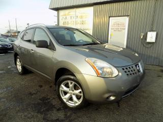 Used 2008 Nissan Rogue **SL,AWD,4X4,CUIR,TOIT,PNEUS D'HIVER** for sale in Longueuil, QC