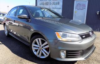 Used 2012 Volkswagen Jetta GLI **DSG,CLEAN CARPROOF,CUIR,TOIT,MAGS** for sale in Longueuil, QC