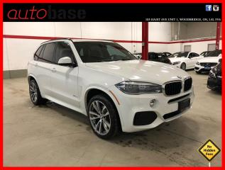 Used 2016 BMW X5 M-SPORT PREMIUM ENHANCED LED LIGHTING for sale in Vaughan, ON