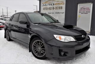 Used 2013 Subaru Impreza WRX **LIMITED,AWD,CUIR,TOIT,MAGS** for sale in Longueuil, QC