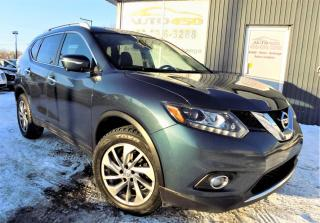 Used 2014 Nissan Rogue **SL,AWD,CUIR,TOIT PANO,NAV,CAMERA,MAGS* for sale in Longueuil, QC