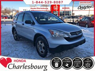 Used 2009 Honda CR-V LX AWD **AUCUN ACCIDENT** for sale in Charlesbourg, QC