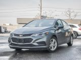 Photo of Grey 2018 Chevrolet Cruze