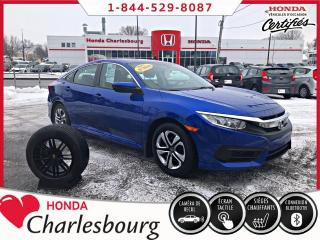 Used 2017 Honda Civic LX AUTOMATIQUE**48 787 KM** for sale in Charlesbourg, QC