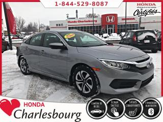 Used 2016 Honda Civic LX**AUTOMATIQUE**33 168 KM** for sale in Charlesbourg, QC
