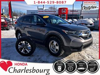 Used 2017 Honda CR-V LX AWD **UN PROPRIÉTAIRE** for sale in Charlesbourg, QC