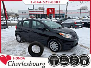 Used 2016 Nissan Versa Note SV **AUTOMATIQUE*CAMÉRA DE RECUL** for sale in Charlesbourg, QC