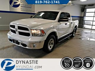 Used 2016 RAM 1500 OUTDOORSMAN for sale in Rouyn-Noranda, QC