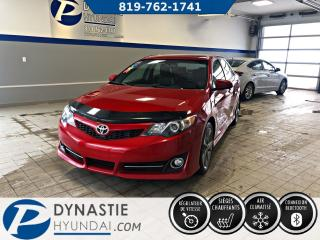 Used 2012 Toyota Camry SE for sale in Rouyn-Noranda, QC