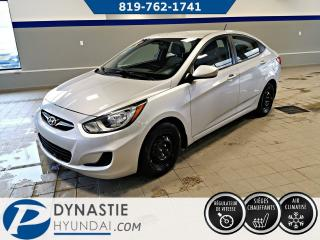 Used 2013 Hyundai Accent GL for sale in Rouyn-Noranda, QC