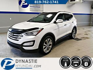 Used 2015 Hyundai Santa Fe Sport Limited for sale in Rouyn-Noranda, QC