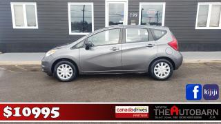 Used 2016 Nissan Versa Note SV for sale in Saint John, NB