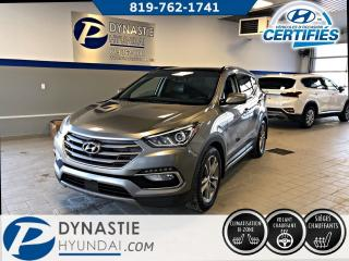 Used 2017 Hyundai Santa Fe Sport Ultimate for sale in Rouyn-Noranda, QC