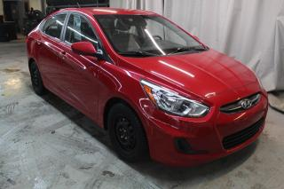 Used 2016 Hyundai Accent GL (BAS KILO 54700KM !!) for sale in St-Constant, QC