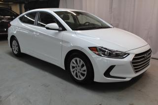 Used 2017 Hyundai Elantra LE (A/C,SIEGES CHAUFFANTS,CRUISE) for sale in St-Constant, QC