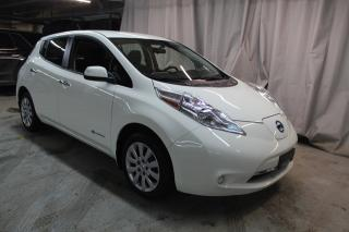 Used 2017 Nissan Leaf S (26000KM WOW !!) CHARGE RAPIDE for sale in St-Constant, QC
