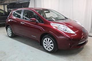 Used 2017 Nissan Leaf S (WOW SEULEMENT 47500KM !!) CHARGE RAPI for sale in St-Constant, QC
