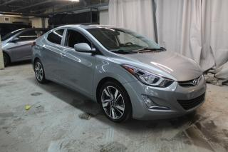 Used 2015 Hyundai Elantra GLS (TOIT,MAGS,SIEGES CHAUFFANTS) for sale in St-Constant, QC