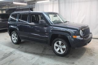 Used 2015 Jeep Patriot NORTH (4X4,TOIT,MAGS) for sale in St-Constant, QC