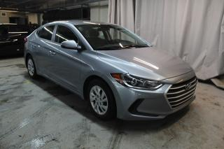 Used 2017 Hyundai Elantra LE ( SIEGES CHAUFFANTS,A/C) for sale in St-Constant, QC